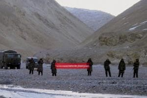 27 of 73 roads along India-China border complete, rest to be done by...