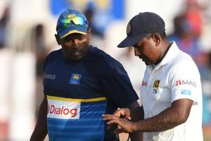 India vs Sri Lanka: Rangana Herath suffers injury, hosts in tricky...