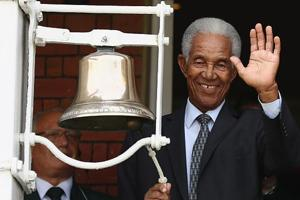 Happy birthday, Sir Garfield Sobers! The great all-rounder turns 81
