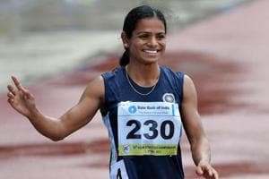 Indian sprinter Dutee Chand invited to run at IAAF World Championships