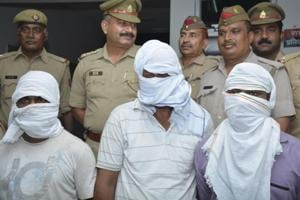 Ghaziabad: Three held for robbing milk booth owner of Rs 7.7 lakh at...