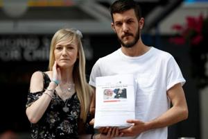 After months of legal battles, Charlie Gard's parents prepare for last...