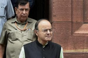 Armed forces fully equipped to deal with contingencies: Arun Jaitley