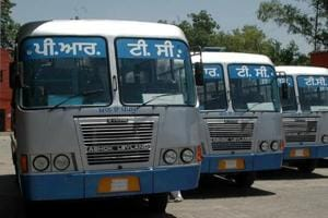 "PRTC managing director Manjit Singh Narang said, ""We have written to the departments concerned to pay their pending dues in instalments."