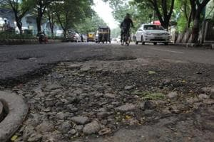 You can file pothole complaint through app restarted by Thane civic...