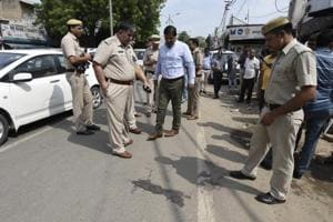 Gurgaon: TV channel staffer shot dead in broad day light on Jharsa...