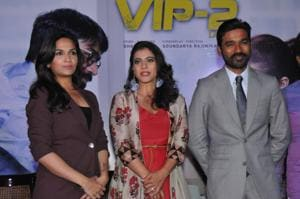 I'm happy to have helmed VIP 2 as a female director: Soundarya...