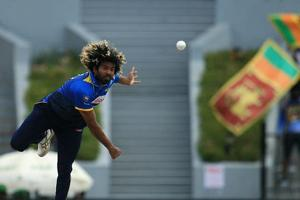 Lasith Malinga, Sri Lanka slinger, stays the ever popular local boy