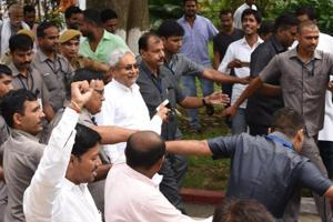 Nitish Kumar is CM again as political balance shifts in Bihar, to face...