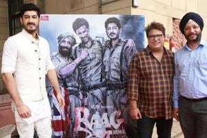 Raag Desh: Was longing to do a war drama, says Mohit Marwah