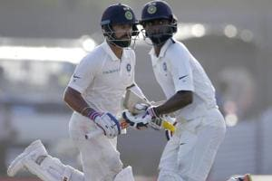 India vs Sri Lanka: Virat Kohli, Abhinav Mukund extend visitors'...