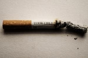 Studies show that people who began smoking as young adults but stopped before age 40 avoid more than 90% of the health risks of those who continue over the next few decades.