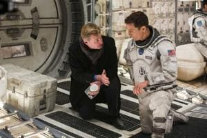 Christopher Nolan reveals why he doesn't allow chairs and water...