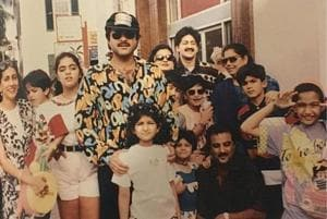 Sonam Kapoor shares adorable throwback picture of a family vacation...