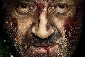 Sanjay Dutt shares first poster of comeback film Bhoomi on his...