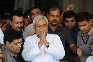 Bihar CM Nitish Kumar 'breaks' ranks again, to back UPA nominee Gopal...