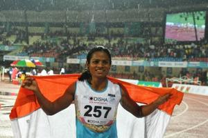 Dutee Chand free to compete as IAAF's appeal temporarily suspended