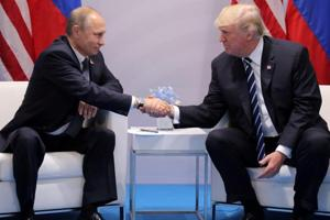 For Trump, the honeymoon with Putin may be finally over