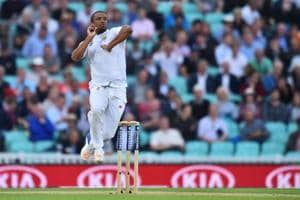 Vernon Philander hospitalised with suspected viral infection