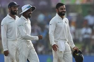 Galle Test: India thrash Sri Lanka, record biggest overseas win