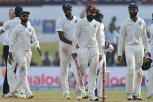 Virat Kohli's India shatter records in thumping win over Sri Lanka in...