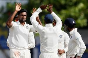 Ravichandran Ashwin and Ravindra Jadeja picked up three wickets apiece as India crushed Sri Lanka by 304 runs to take a 1-0 lead in the three-match series. Catch highlights of India vs Sri Lanka, first Test day 4 Galle here.