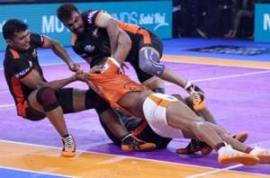 Pro Kabaddi League 2017: Puneri Paltan crush Anup Kumar's U Mumba
