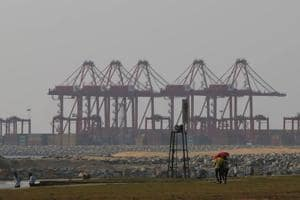 Sri Lanka, China sign long-delayed $1.5 billion port deal