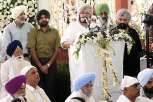 Photos: Leaders across party lines attend Rajmata Mohinder...