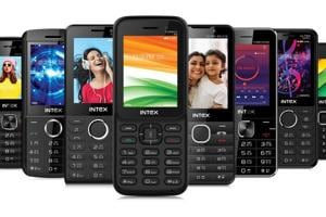 Intex Turbo+ 4G feature phone with VoLTE announced; to take on...