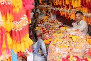 Shopkeepers in Sadar Bazar, Old Delhi blames GSTfor the declining business.