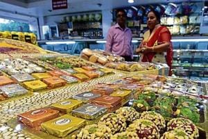 There are around 2,500 sweet manufacturers in the state of which 350 are in Ludhiana alone