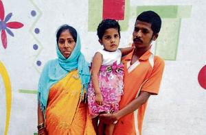 Life took 360 degree turn for a girl who was stolen from Pune railway station a year ago and was up for adoption when she was admitted in SOFOSH, child care agency. On Wednesday when a couple reserved her for adoption, he real parents landed up in SOFOSH.