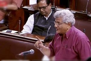 In not permitting Sitaram Yechury to serve another term in the Rajya Sabha, his party may have upheld its internal principles but it's let down the bigger and more important interests of this country