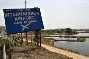 Work on the actual airport is scheduled to start next year.