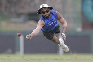 Virat Kohli's problems outside the off stump are now a thing of the past, according to Brett Lee.