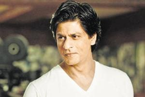 """Shah Rukh Khan says the kind of equation the three Khans -- Aamir, Salman and he -- share are on """"a very different level."""""""