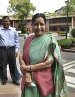 Secretary of State Tillerson calls Sushma Swaraj on Independence Day,...