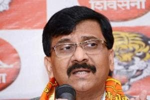 Sena's Sanjay Raut, who's a member of the Rajya Sabha, said the Shiv Sena's role was not to dance with the Opposition in the house.