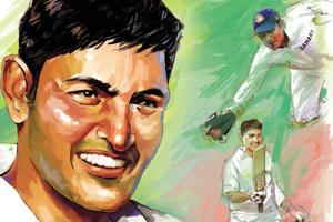 Deep Dasgupta, who played eight Tests and five ODIs for India, enjoyed considerable success in domestic cricket.