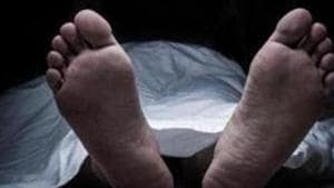 A 35-year-old man live with the body of his mother for three days, seemingly unaware that she had died.