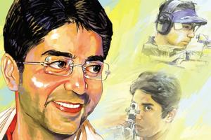 Abhinav Bindra was India's first ever athlete to win an individual gold medal at the Olympic Games.