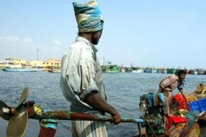 They were escorted to the fisheries harbour in Karainagar in Jaffna. The fishermen would be handed over to the fisheries inspection office in Jaffna for further action, the Navy added.