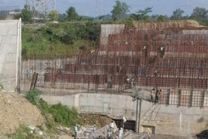 File photo of the project site
