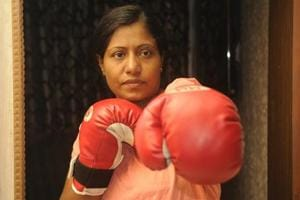 Razia Shabnam, one of the first few women boxing coaches in India, is also the country's first woman to become an international boxing referee and judge, and has travelled abroad to officiate in international boxing tournaments.