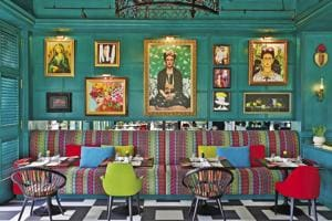 Cantina Kahlo, the stylish fine-dining restaurant at Manama, serves excellent modern Mexican food