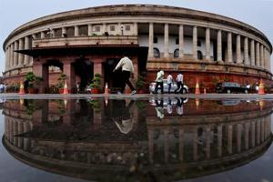 The Monsoon session of the Parliament ended as both the Houses were adjourned sine die on Friday.