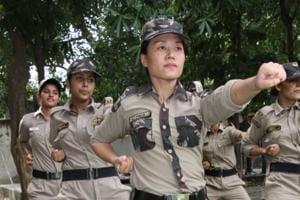 Women commandos are now a part of the Parakram Vans.