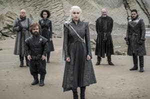 Mumbai police arrest four for leaking 'Game of Thrones' episode online
