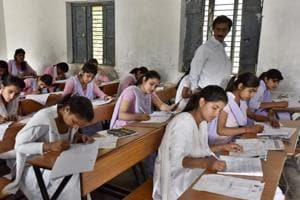 A significant 99.61% examinees of Class 10 of UP Board were declared successful in the improvement and compartment examination, the results for which were declared on Saturday.